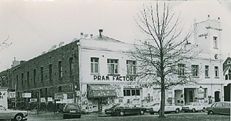 B4802 Pram Factory