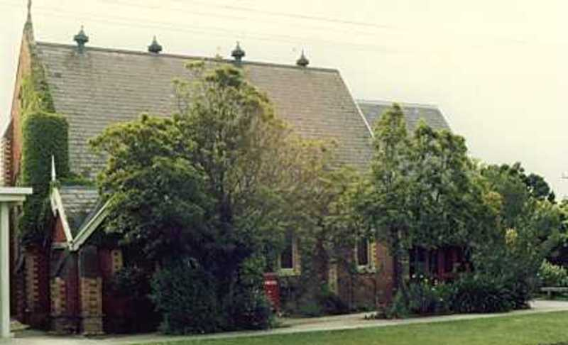 B5683 St George's Anglican Church