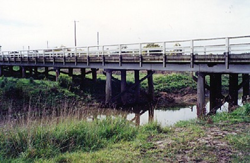 B7059 Bayles bridge