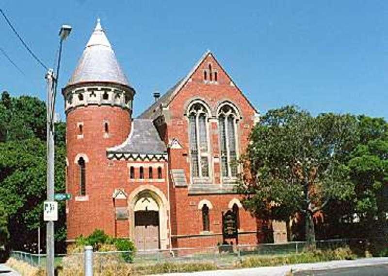B3313 Former Union Church