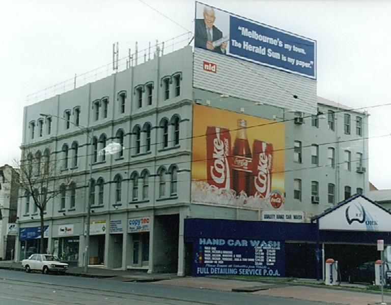 B6857 Former Oriental Coffee Palace