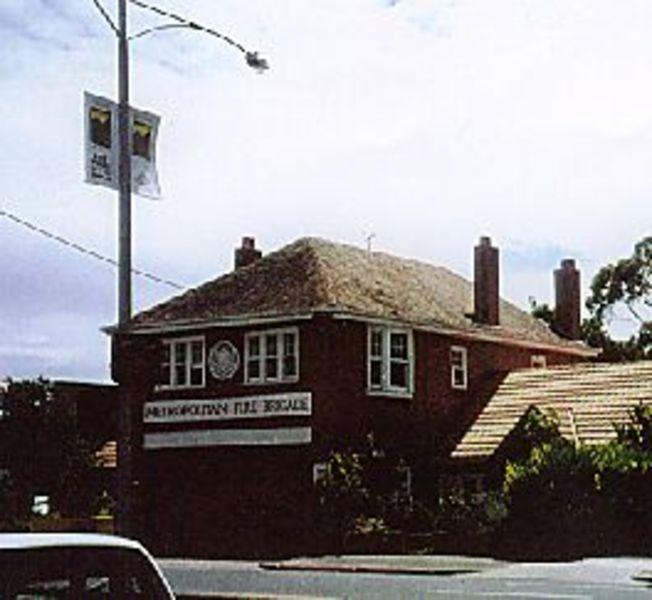 B6894 Fire Station