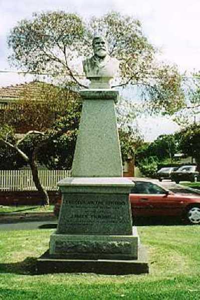 B6987James Cuming Memorial