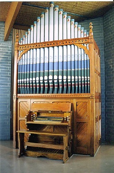 B7209 Hill & Son Pipe Organ