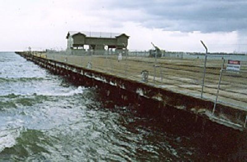 B6689 Princes Pier