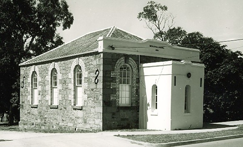 B1361 Wesleyan Chapel- 147 Woodhouse Grove, Box Hill