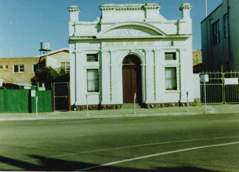 B0288 Former Protestant Hall