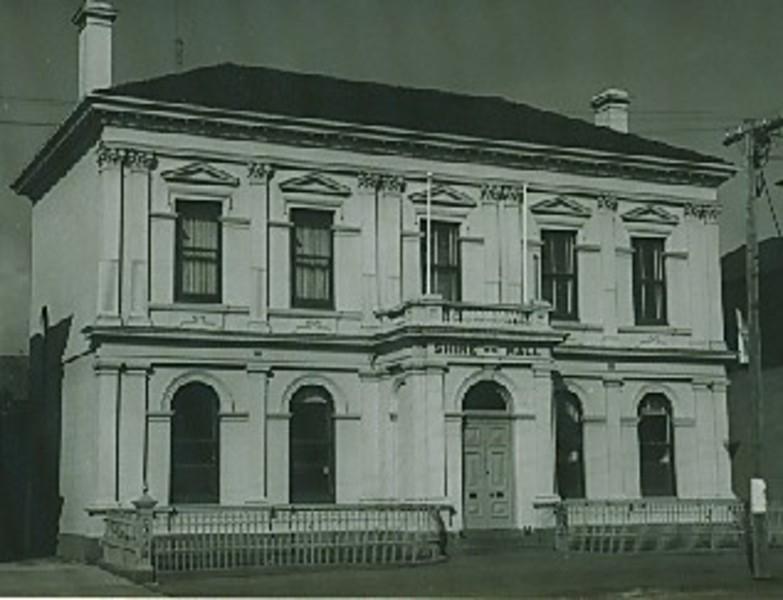 B1465 Shire Hall