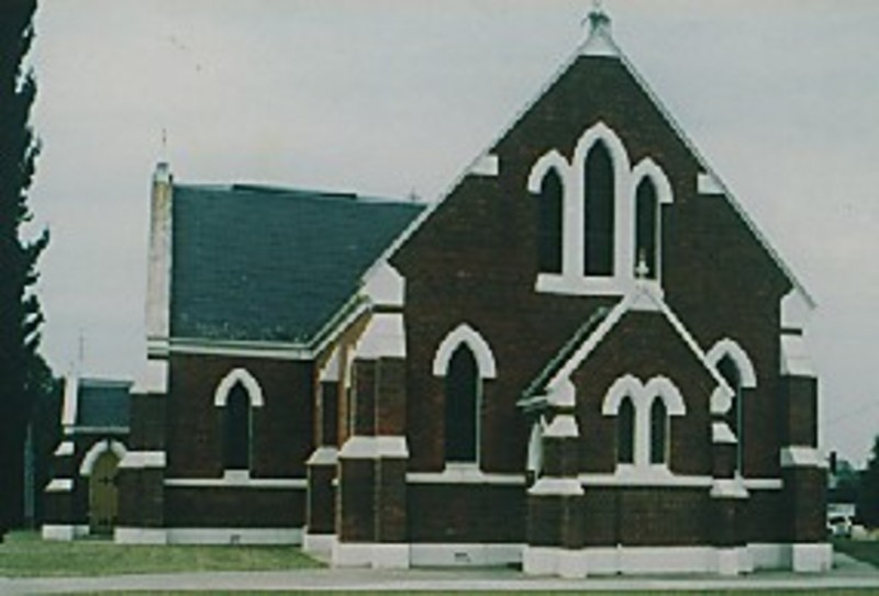 B5545 St John The Baptist Anglican Church