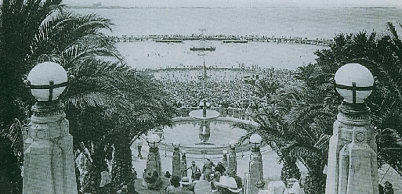 B6349 Eastern Beach Complex