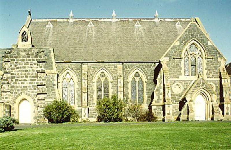 B4739 St Giles Presbyterian Church