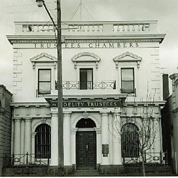 B0254 Former Colonial Bank Geelong