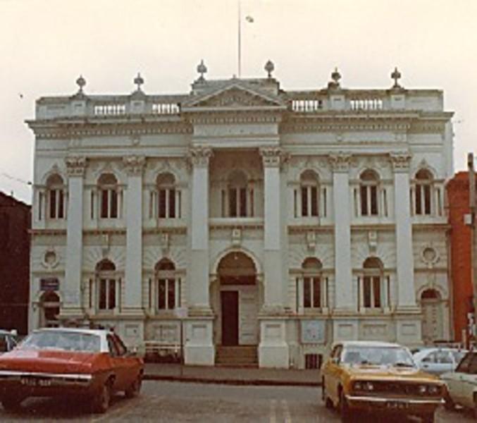 B5424 Daylesford Town Hall