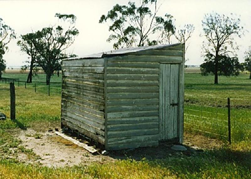 3444 Mott's Dummy Hut