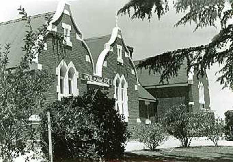 B0622 Ovens& Murray Hospital for the Aged Beechworth