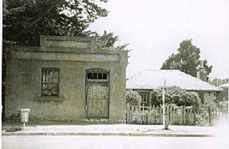 B3650 Blacksmith Shop & Cottage