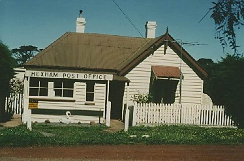 B4821 Former Post Office