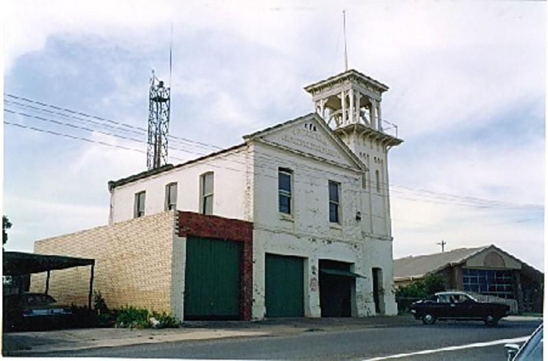 B6354 Stawell Fire Station