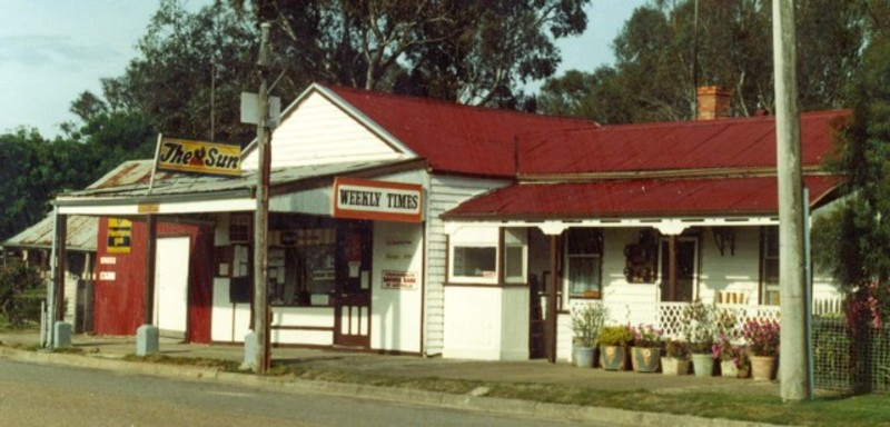 B5888 General Store & Post Office