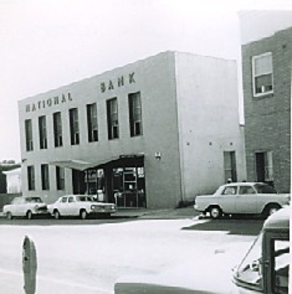 B2444 National Bank