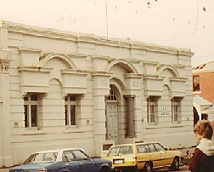 B4978 RSL Building