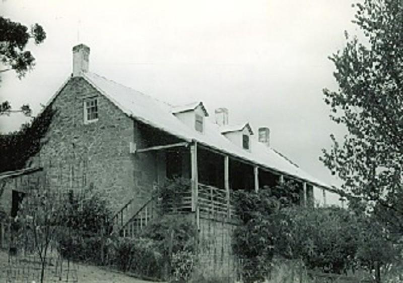 B0701 The Hermitage Homestead