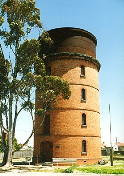 B2728 Water Tower Murtoa