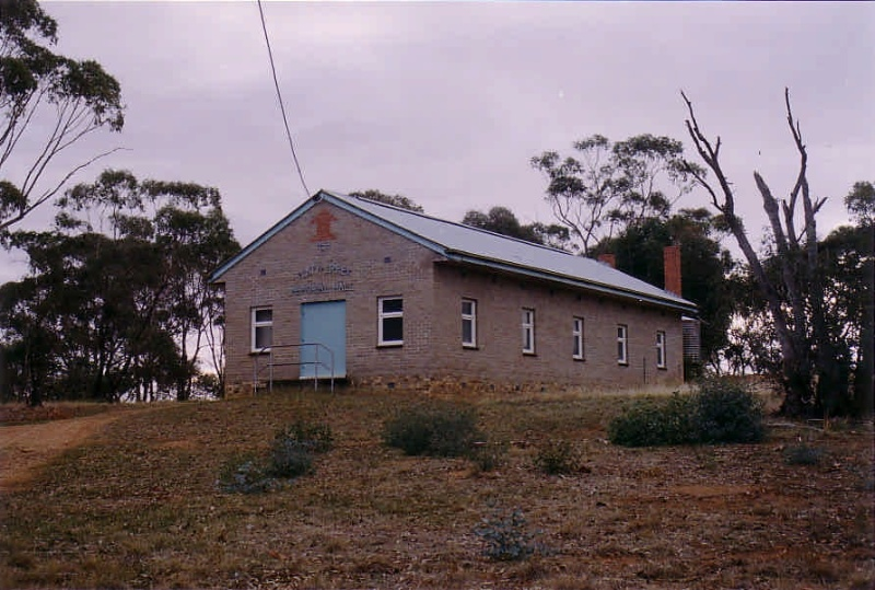 SC 01 - Shire of Northern Grampians - Stage 2 Heritage Study, 2004