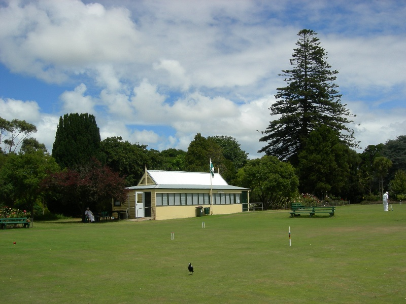 PROV H2214 Portland B G Croquet Lawns and Clubhouse
