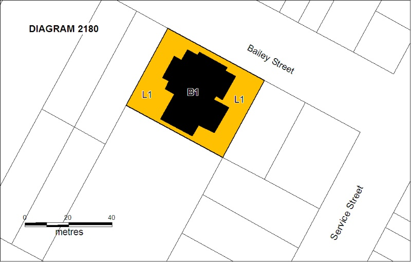 H2180 Clunes Town Hall and Court House amended plan