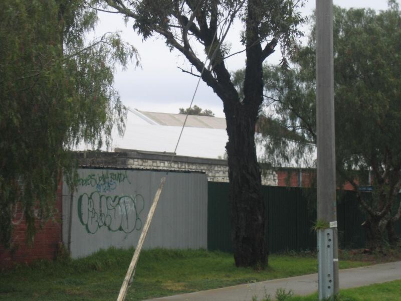 Footscray Powder Magazine 2007
