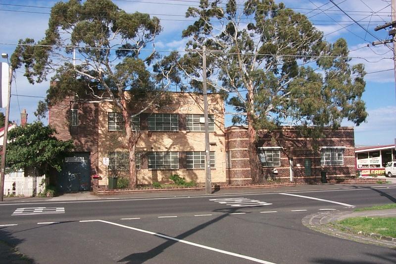 28354 Warren & Brown Engineering Workshops 113-115 Ballarat Rd