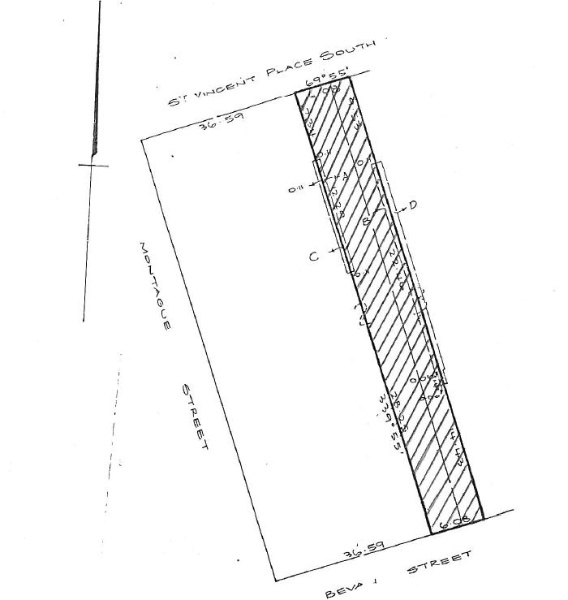 H0813 H0813 39 St Vincent plan