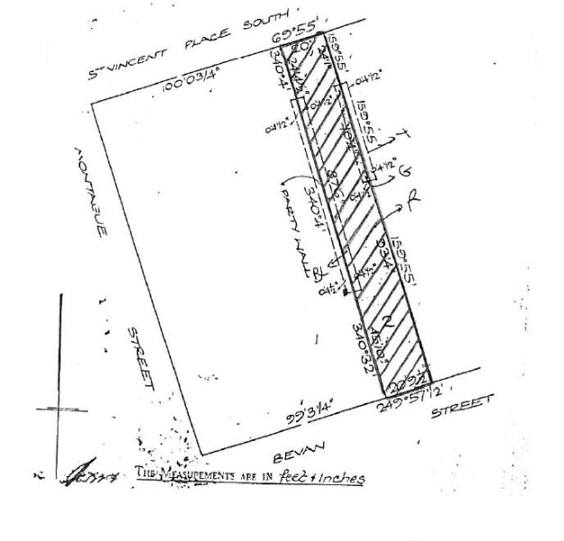 H0813 H0813 41 St Vincent plan