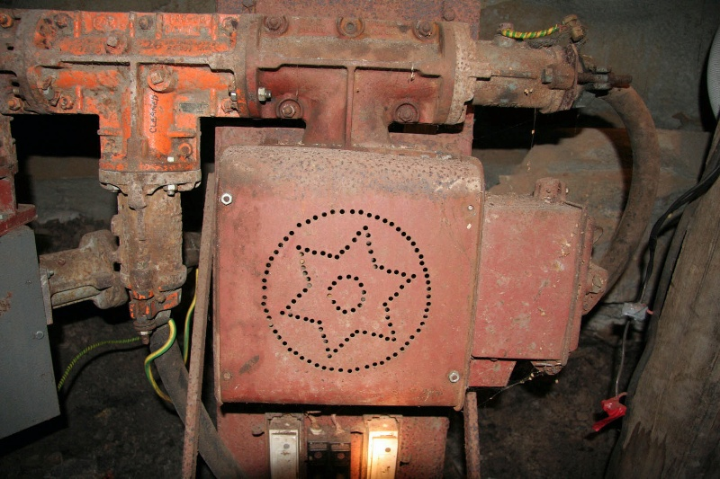 H0198 Wonthaggi State Coal Mine Eastern Precinct H198 July 2007 PM2 drill work14