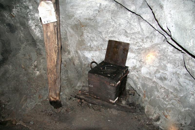H0198 Wonthaggi State Coal Mine Eastern Precinct H198 July 2007 PM2 dunny16