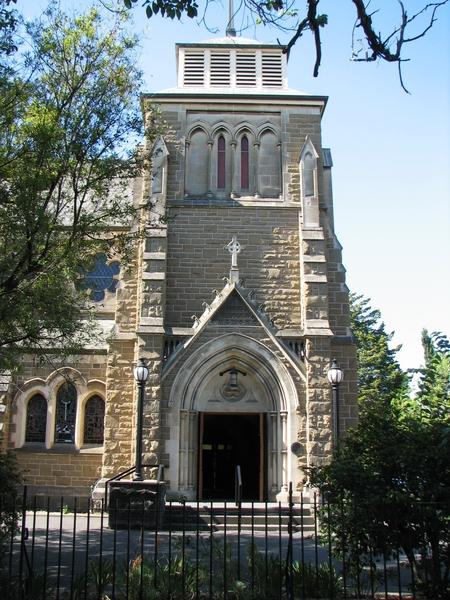 ST. JAMES CHURCH AND PRESBYTERY SOHE 2008