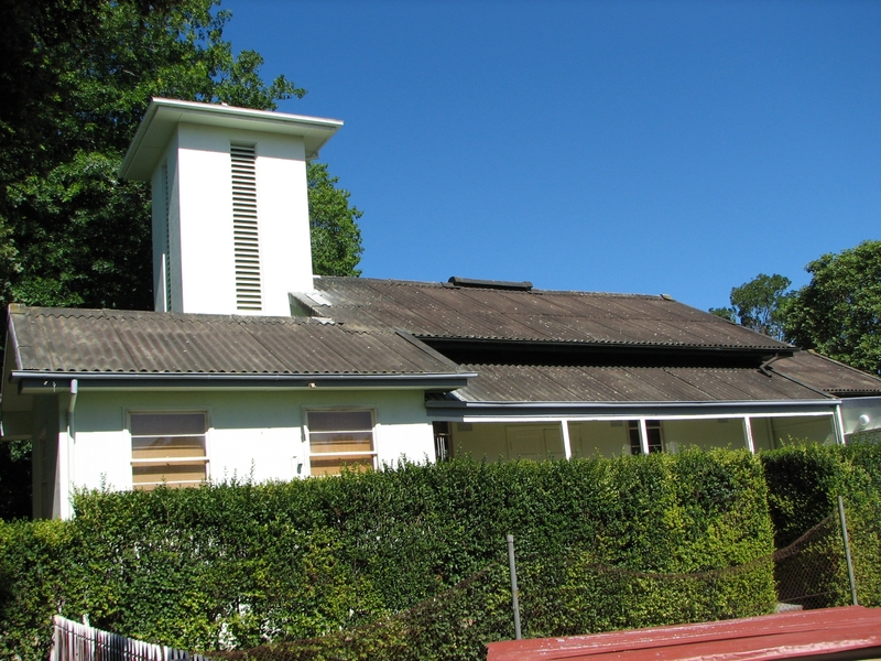 TEMPLER CHURCH HALL SOHE 2008