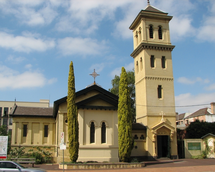 CHRIST CHURCH SOHE 2008