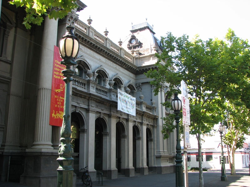 COLLINGWOOD TOWN HALL SOHE 2008 etc