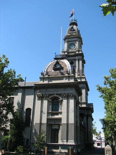 COLLINGWOOD TOWN HALL SOHE 2008