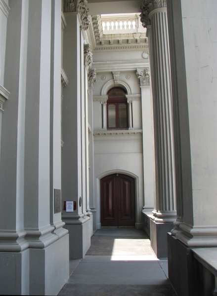 FITZROY TOWN HALL SOHE 2008