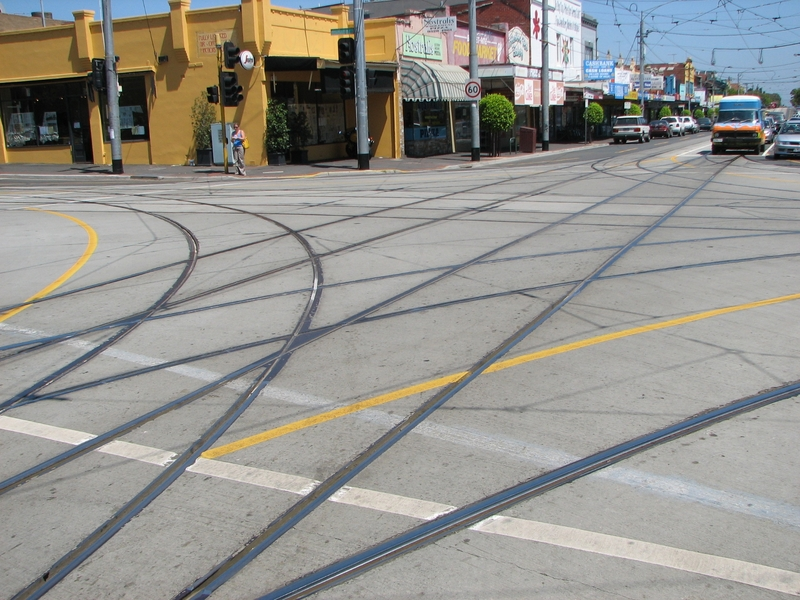 GRAND UNION TRAMWAY JUNCTION SOHE 2008