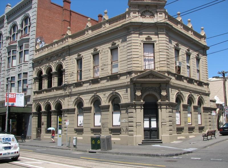 FORMER UNION BANK OF AUSTRALIA SOHE 2008