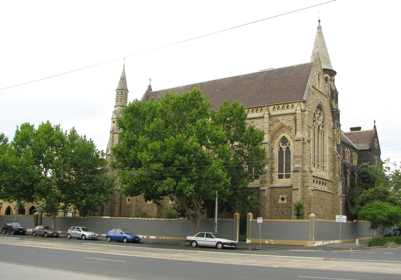 CONVENT OF MERCY AND ACADEMY OF MARY IMMACULATE SOHE 2008