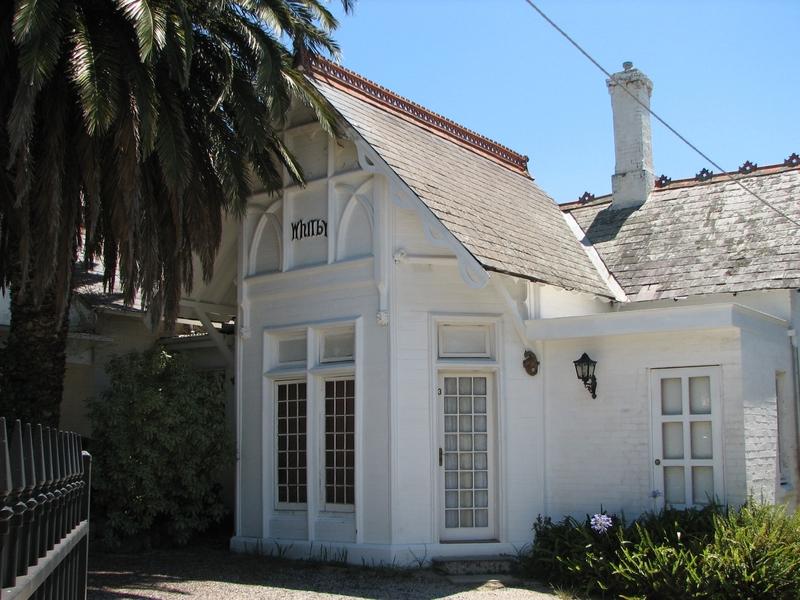 WHITBY HOUSE SOHE 2008