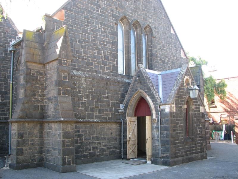 ST STEPHENS ANGLICAN CHURCH SOHE 2008