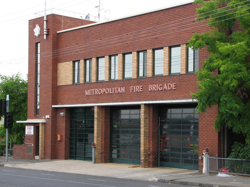 BRUNSWICK FIRE STATION AND FLATS SOHE 2008