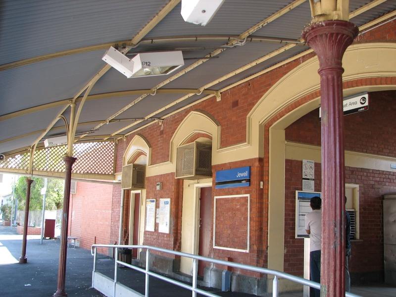 UPFIELD RAILWAY LINE PRECINCT SOHE 2008
