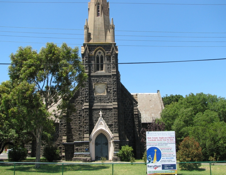 HOLY TRINITY ANGLICAN CHURCH COMPLEX SOHE 2008